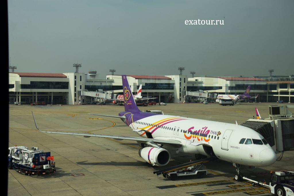 Как добраться от Бангкока до острова Самуи. Экзотик Азия Тур